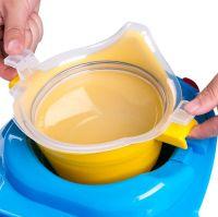 Портативный складной детский горшок-чемоданчик The Handy Potty (3)