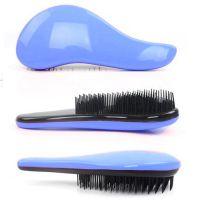 Щётка для распутывания волос Detangler, цвет голубой (2)