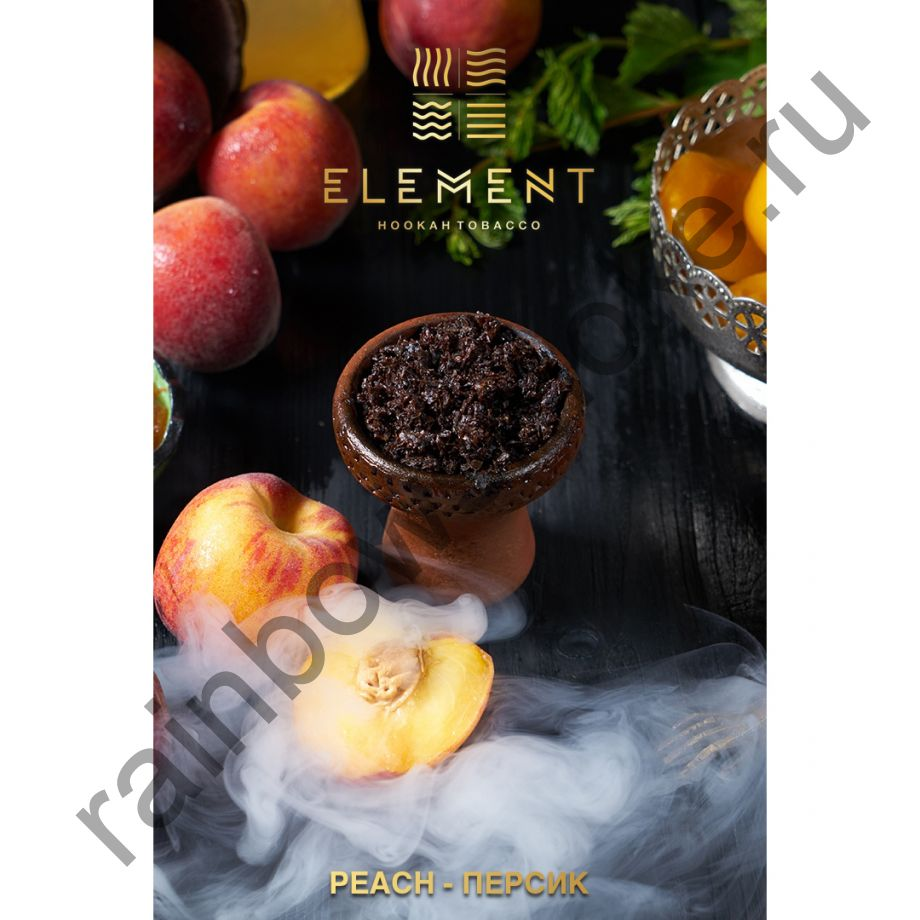Element Вода 100 гр - Персик (Peach)