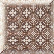 HD Effects Metal White Decor плитка настенная 15х15