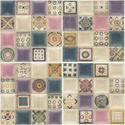 Verona Volumen Viola плитка настенная 20х20