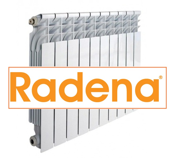 Радиатор биметаллический CS 500 4 секции