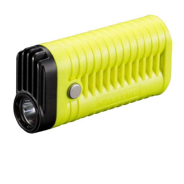 Фонарь карманный Nitecore MT22A Yellow