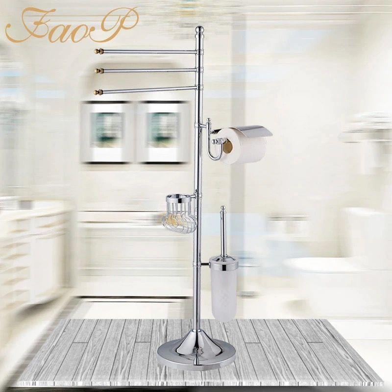 Faop A903 Стойка 4-х функциональная для ванной