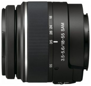 SONY DT 18-55MM F/3.5-5.6 (SAL-1855)