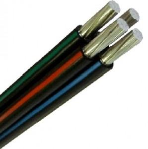 Провод СИП-4 4х70ож (ГОСТ) самонесущий алюмин. изоляция ССПЭ 0,6/1кВ