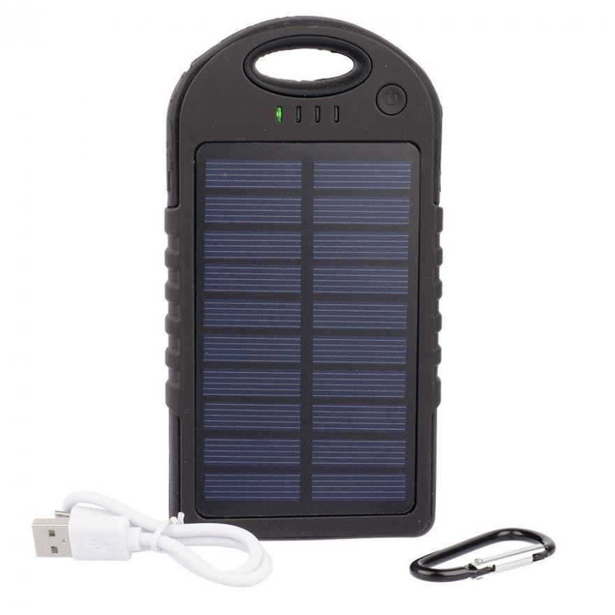 Power Bank на солнечных батареях Solar Charger 12000 mAh