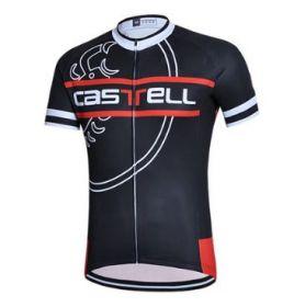 Веломайка велоформа Castelli черная