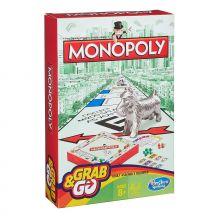 Настольная игра Монополия дорожная