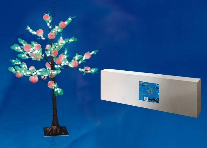 Светодиодное дерево Uniel 60х60х95см (UL-00001408) ULD-T6095-240/SBA White IP20 PEACH