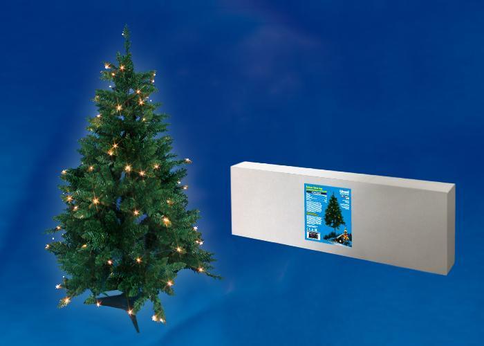 Светодиодное дерево Uniel 68х120см (UL-00002333) ULD-T0612-100/SBA WARM White IP20 Xmas Tree