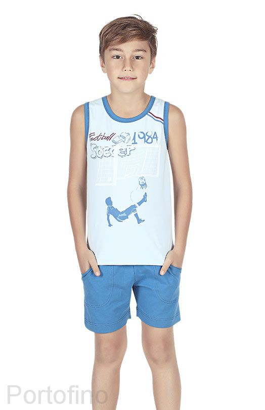 9614 Пижама для мальчика Baykar
