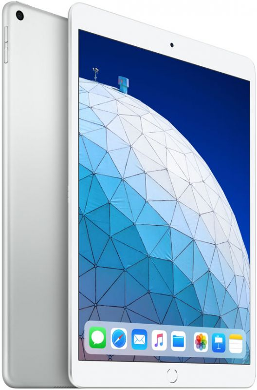 Apple iPad Air 2019 256Gb 4G Wi-Fi + Cellular Silver (MV0P2RU/A)