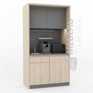 Стильная мини кухня 1