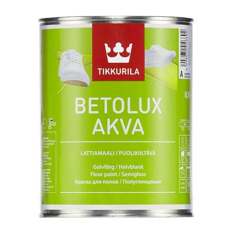 Краска для полов Betolux Akva