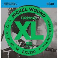 D`ADDARIO EXL130 (08-38) Струны для электрогитары