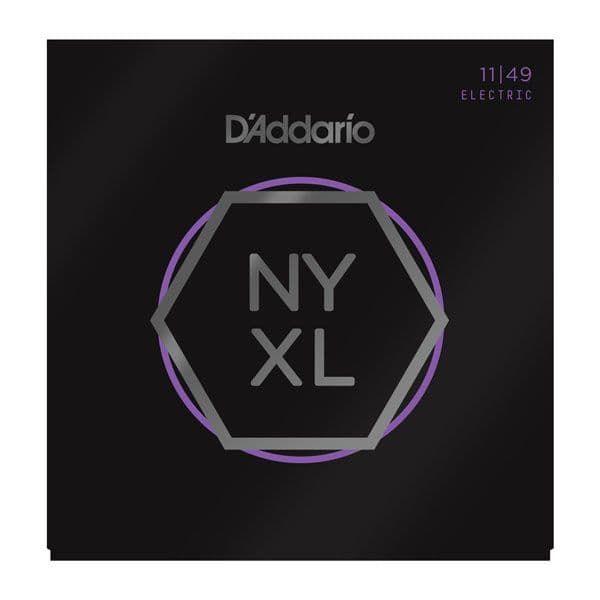 D`ADDARIO NYXL1149 (11-49) Струны для электрогитары