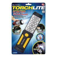 Светодиодный фонарь TorchLite, цвет ручки желтый (3)