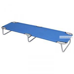 Раскладушка Traper вес 100кг / нагрузка 150 кг (204х70cm) (Артикул:L1)