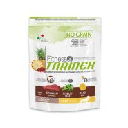 rainer Fitness3 No Grain Mini Adult Horse and Peas на основе конины и зеленого горошка (800гр)