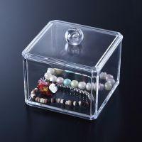 Акриловый контейнер для хранения мелочей Multi-Functional Storage Box, модель 3124, цвет прозрачный (3)