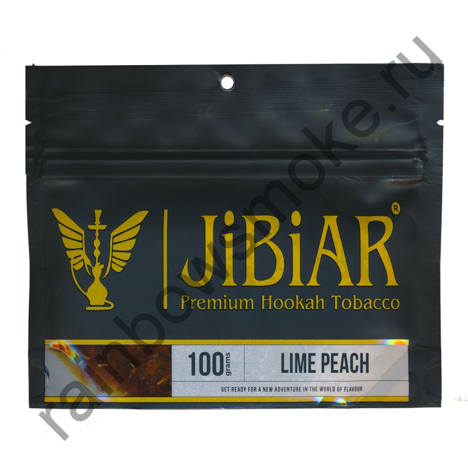 Jibiar 100 гр - Lime Peach (Лайм Персик)