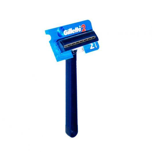 Станок д/бритья Gillette-2 дисплей карта, цена за 1шт