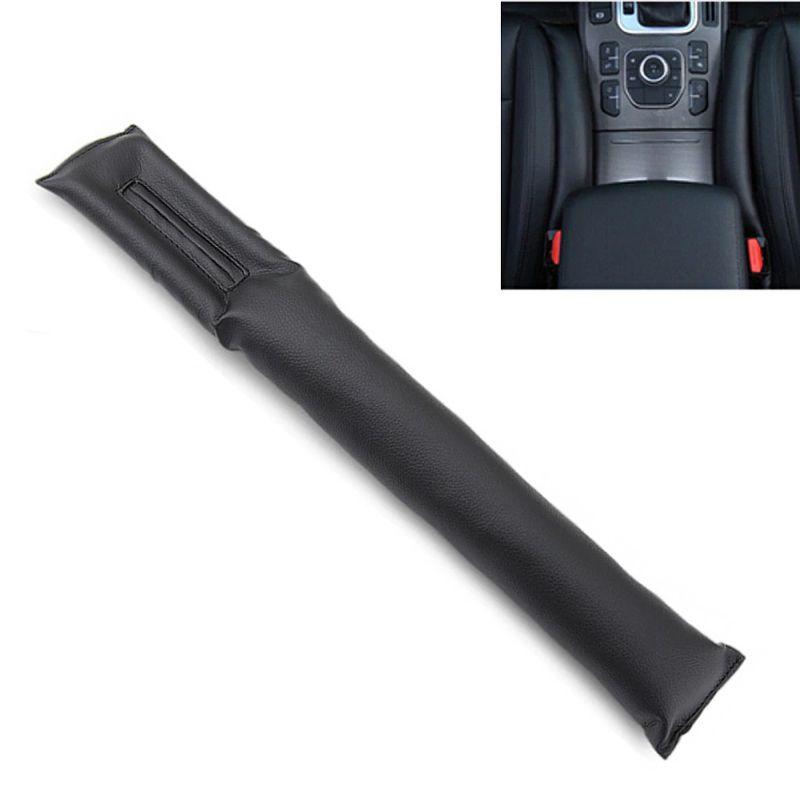 Автомобильная ловушка между сиденьем и консолью, цвет черный