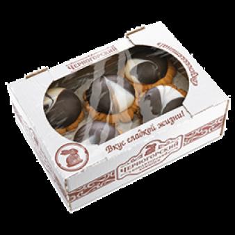 Печенье Затяжное Сибирская колибри сливочный аромат 400г Черногорск