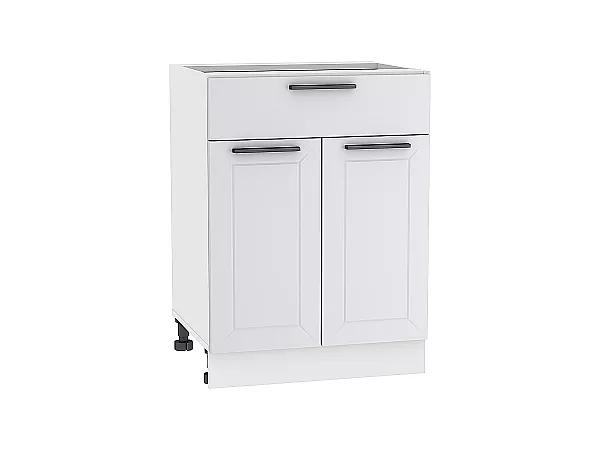 Шкаф нижний Глетчер Н601 (Гейнсборо Силк)