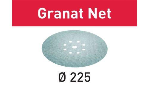 Шлифовальный материал на сетчатой основе STF D225 P220 GR NET/25 Granat Net