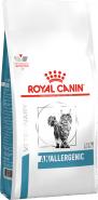 Royal Canin ANALLERGENIC - Диета для кошек при пищевой аллергии или непереносимости с ярко выраженной гиперчувствительностью (2 кг)