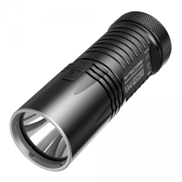 Компактный туристический ручной фонарь Nitecore EA41