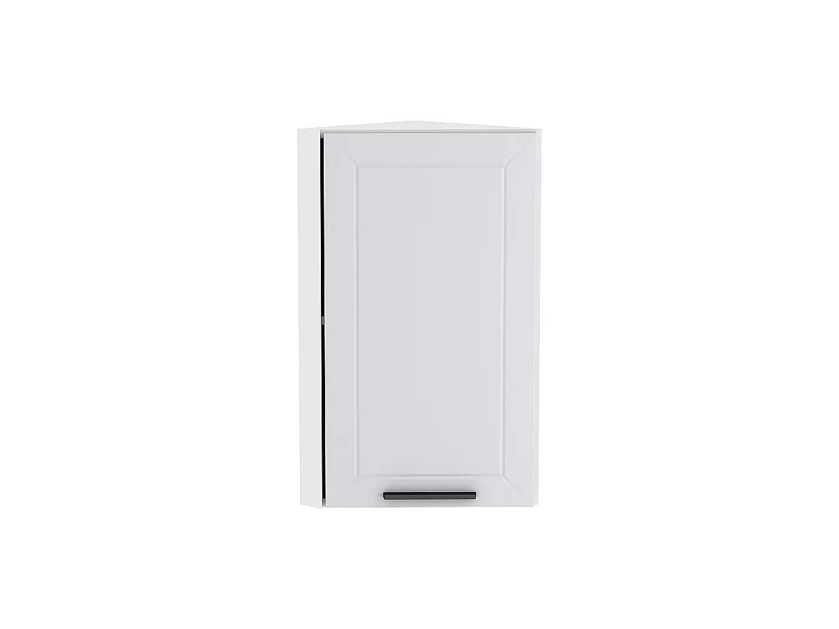 Шкаф верхний торцевой Глетчер ВТ230 (Гейнсборо Силк)