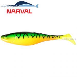 Мягкие приманки Narval Commander Shad 100 мм / упаковка 5 шт / цвет: 006 Mat Tiger