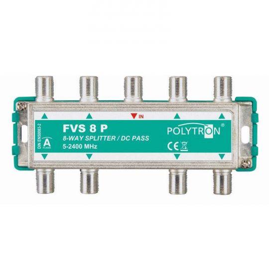 ТВ делитель (сплиттер) спутниковый FVS 8 P