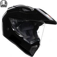 Шлем AGV AX-9, Чёрный