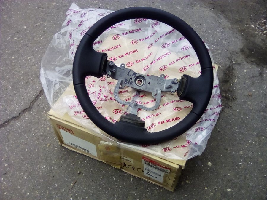 Рулевое колесо кожа KIA Picanto 2007-2009 P810007800 5611007800 Kia