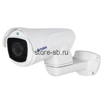 AC-IS205PTZ10 Amatek Скоростная поворотная IP-видеокамера ( 5.1-51 мм (?10) с АРД), ИК, 2Мп