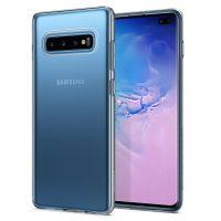 Чехол SGP Spigen Crystal Flex для Samsung S10 Plus прозрачный