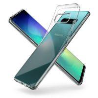 Купить оригинальный чехол SGP Spigen Crystal Flex для Samsung S10 Plus прозрачный: купить недорого в Москве — выгодные цены в интернет-магазине противоударных чехлов для телефонов Самсунг S10 Плюс — «Elite-Case.ru»