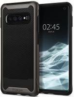 Купить оригинальный чехол SGP Spigen Neo Hybrid NX для Samsung S10 Plus стальной: купить недорого в Москве — выгодные цены в интернет-магазине противоударных чехлов для телефонов Самсунг S10 Плюс — «Elite-Case.ru»