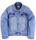 """Пиджак джинсовый Bonito Jeans OR727P """"ornament"""" голубой"""