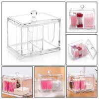 Акриловый контейнер для хранения мелочей Multi-Functional Storage Box QFY-3125, цвет прозрачный (3)