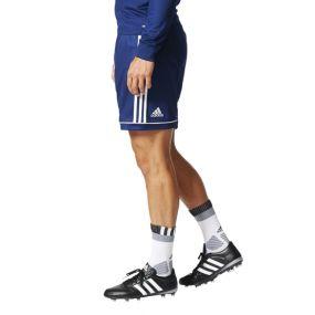 Игровые шорты adidas Squadra 17 тёмно-синие
