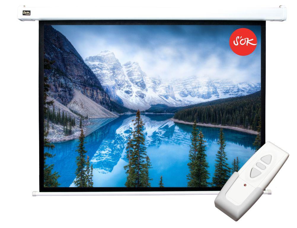 Экран S'OK SCPSM-200x150FG