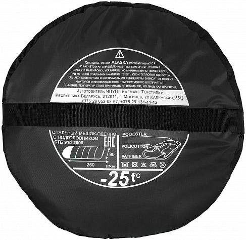 Спальный мешок Balmax ALASKA Expert series до -25