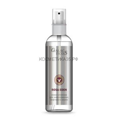 GL  Капли-эликсир для омоложения волос Роса эдема Rosa Eden 100 мл.