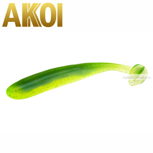 Мягкая приманка Akkoi Prime 4'' 100 мм / 5,6 гр / упаковка 5 шт / цвет: SE24