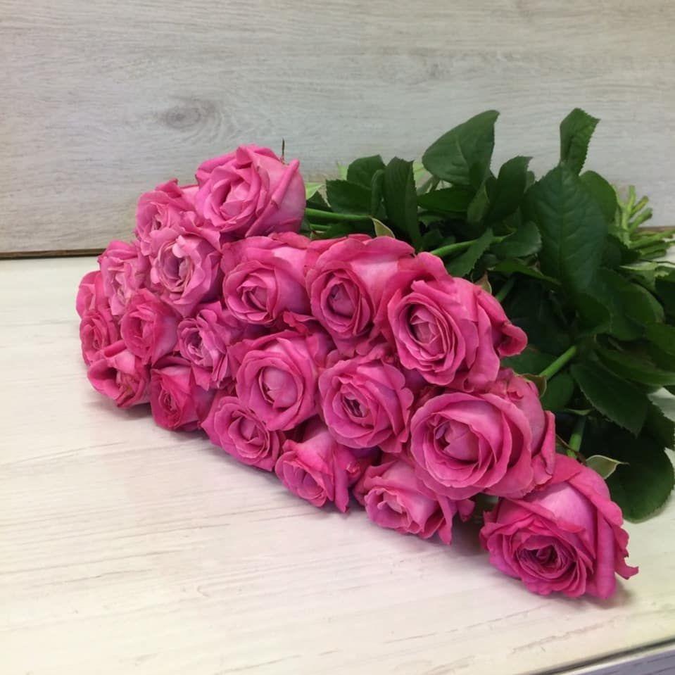 """Букет из розовых роз """"Нежная невесомость"""""""
